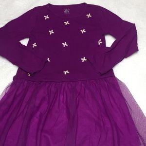 Girls Children's Place tunic dress size 7/8